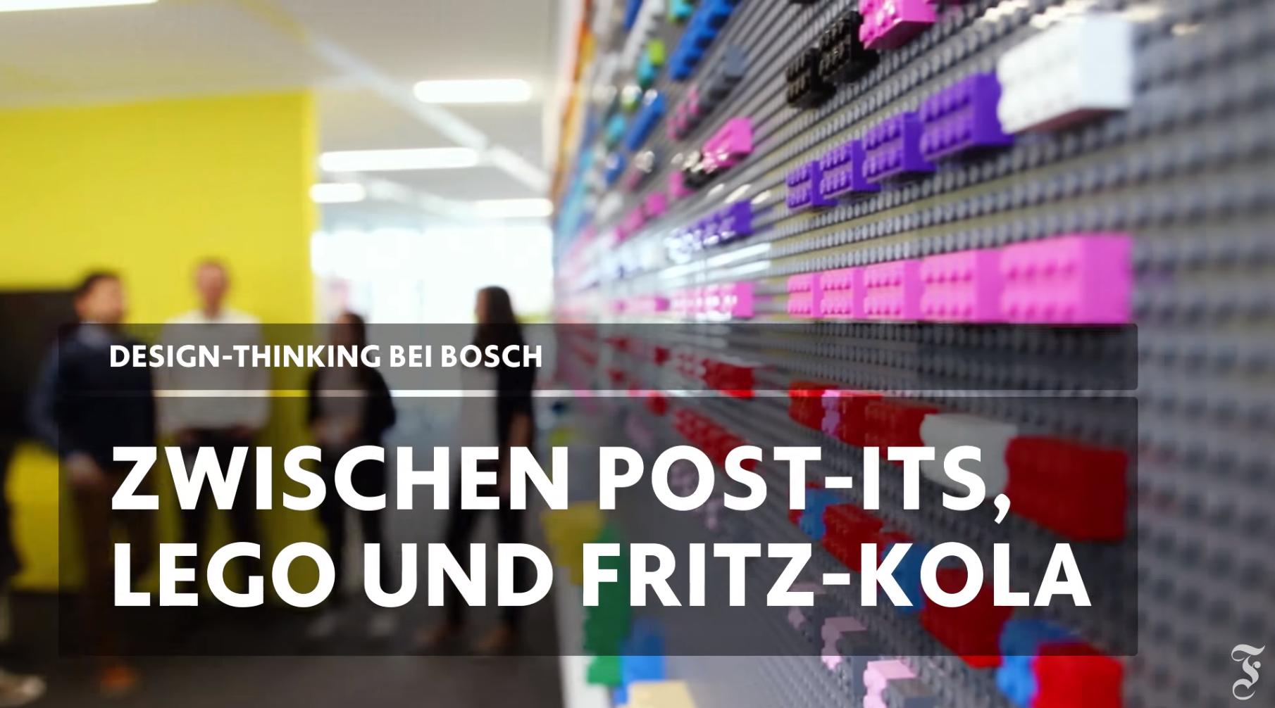 Design-Thinking bei Bosch Video: FAZ.NET
